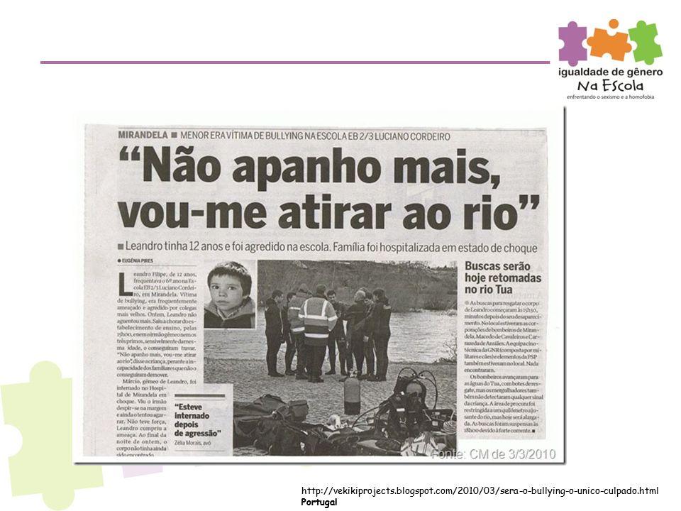 http://vekikiprojects.blogspot.com/2010/03/sera-o-bullying-o-unico-culpado.html Portugal http://vekikiprojects.blogspot.com/2010/03/sera-o-bullying-o-