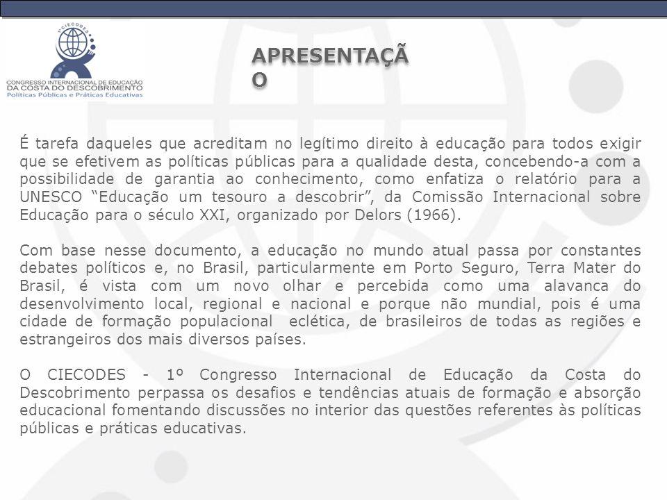 Internacionais Prof.Dr. Antonio Teodoro - Universidade Lusófona - Lisboa Prof.