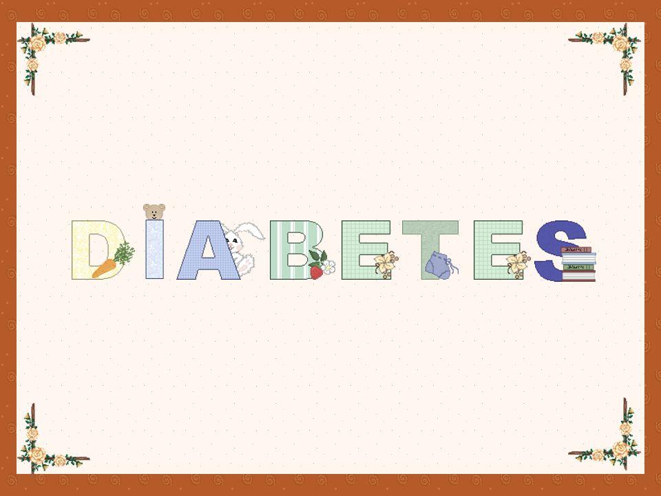O Diabetes mellitus, mais conhecido apenas como Diabete, é uma deficiência do organismo no metabolismo normal do açúcar, em conseqüência da produção deficiente de insulina.
