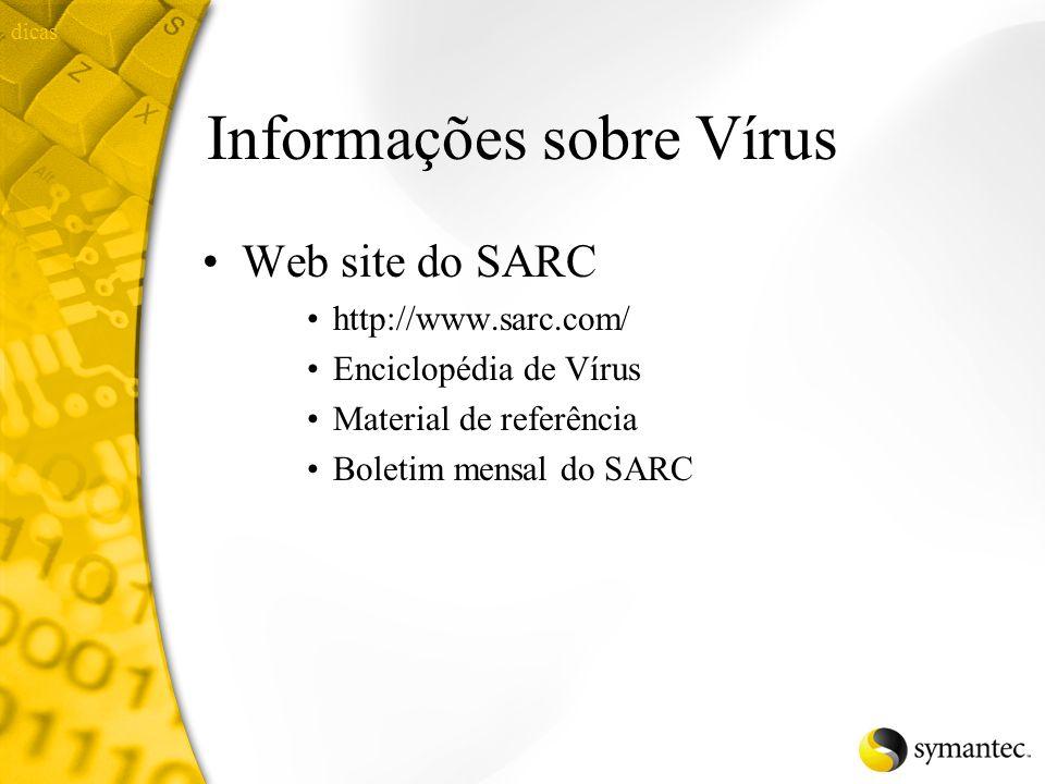 Requisitar uma Amostra de Vírus Antes de tudo, nunca brinque com um vírus no seu computador. Vírus teste EICAR X5O!P%@AP[4\PZX54(P^)7CC)7}$EICAR-STAND