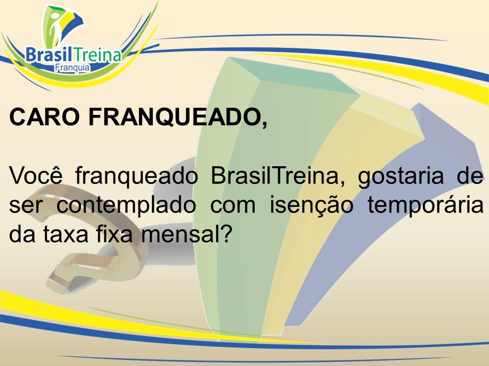 A BrasilTreina, pensando sempre em seu sucesso, analisou desde o início de 2012, as realizações de nossas conquistas e metas atingidas.