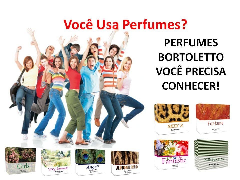 Você Usa Perfumes?