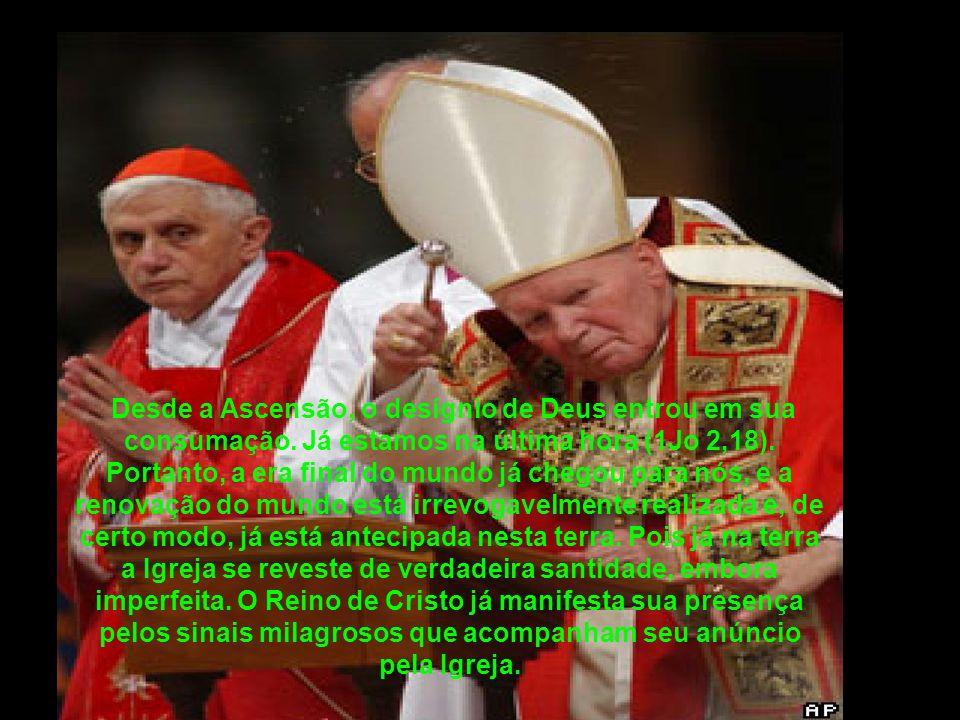As informações textuais são do Catecismo da Igreja Católica (§ 670, 826, 893, 1070, 1989, 1995, 2807ss, 2813); algumas fotos são do processo de evangelização verbita na Amazônia, município de Alenquer, e outras fazem parte do Dossiê Fotográfico: Vida, Paixão e Morte do Papa João Paulo II e eleição do Bento XVI, que está à sua disposição no site www.eliezer.ninhodanatureza.nom.br.www.eliezer.ninhodanatureza.nom.br ARQUIDIOCESE DE BELÉM, PARÁ, AMAZÔNIA DO BRASIL Conheça-se, conhecendo a Bíblia ECONOMIA E VIDA VOCÊS NÃO PODEM SERVIR A DEUS E AO DINHEIRO Elaboração: Diácono Eliezer Martins Emails: maju@amazon.com.br ; emartins62@yahoo.com.br Fundo Musical: Capriccio Italiano Op.