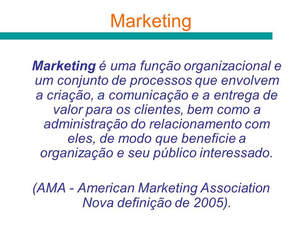 Produto; Conjunto de ferramentas de marketing que a empresa utiliza para perseguir seus objetivos de marketing no mercado Preço; Ponto-de-venda; Promoção;