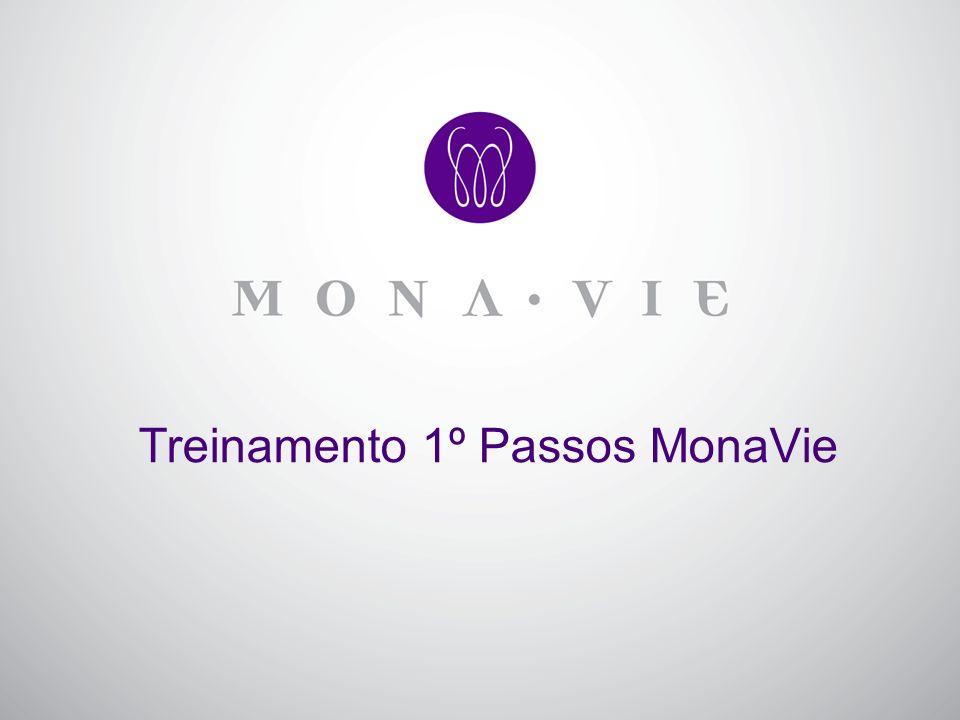 Treinamento 1º Passos MonaVie