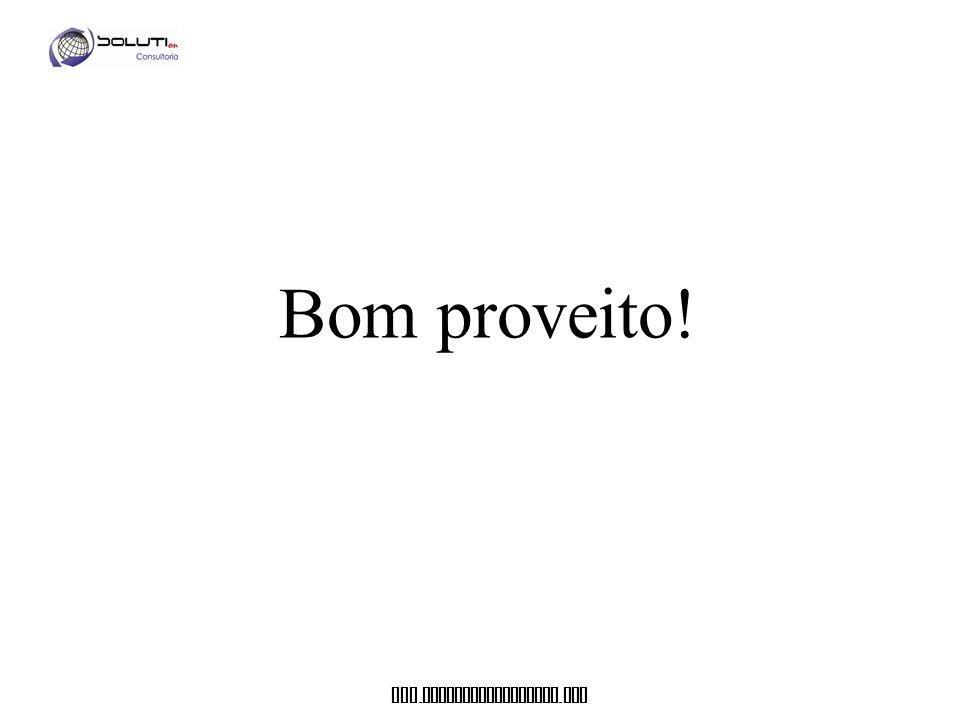 www. soluticonsultoria. com Bom proveito!