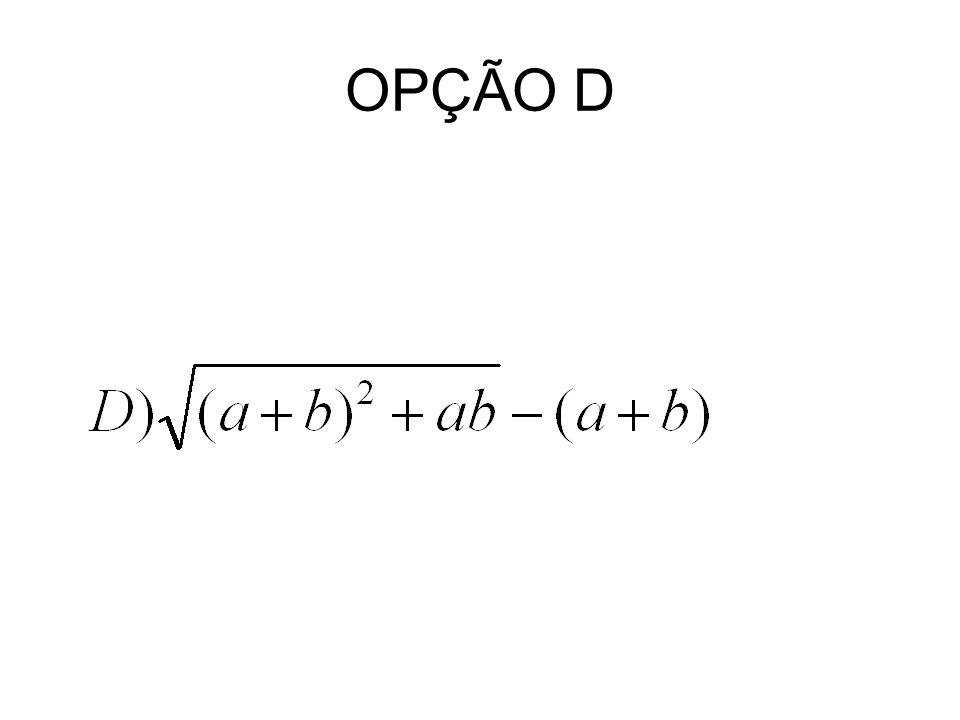 Considerando só o valor positivo de x: Dividindo, numerador e denominador por 4: