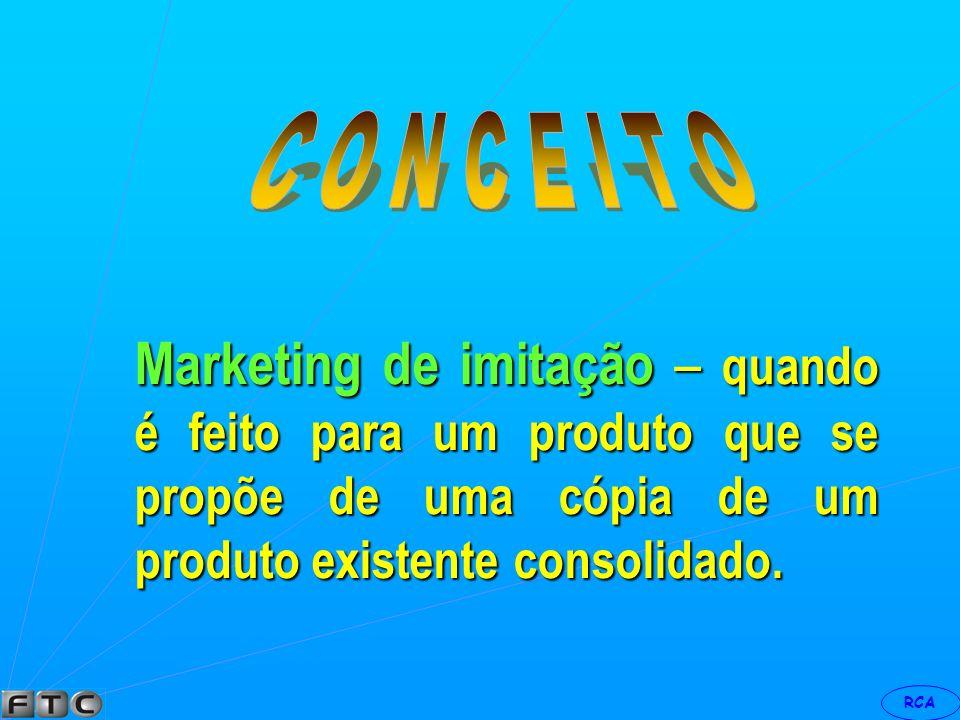 RCA Marketing internacional – quando empresas globais planejam suas estratégias de marketing para seus vários mercados em todo o planeta.