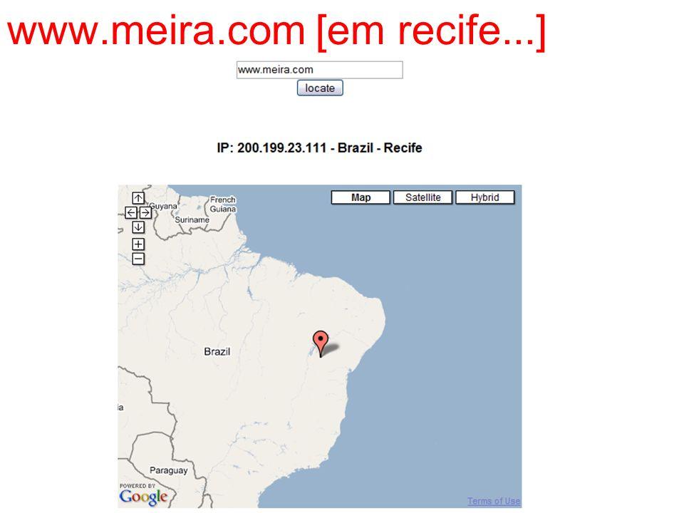 www.meira.com [em recife...]