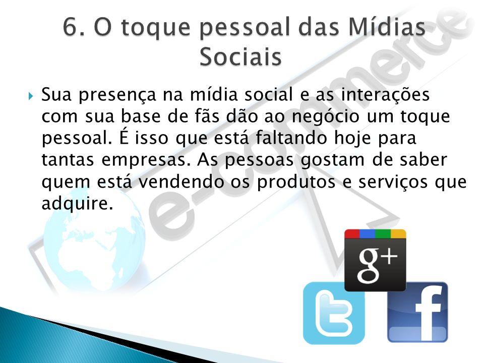 Sites de mídia social oferecem a maneira mais fácil de chegar a todos que possam estar interessados em suas vendas e promoções.