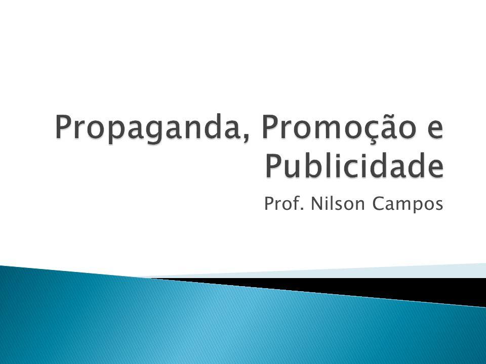 Prof. Nilson Campos