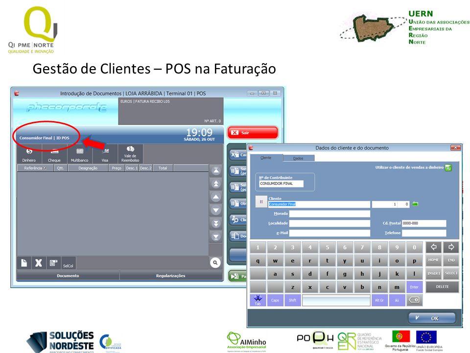 Monitor de POS (Caixa) Permite visualizar no momento o estado do caixa