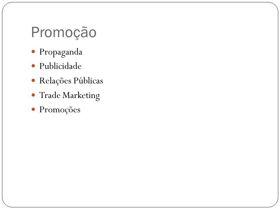 Promoção Propaganda Publicidade Relações Públicas Trade Marketing Promoções