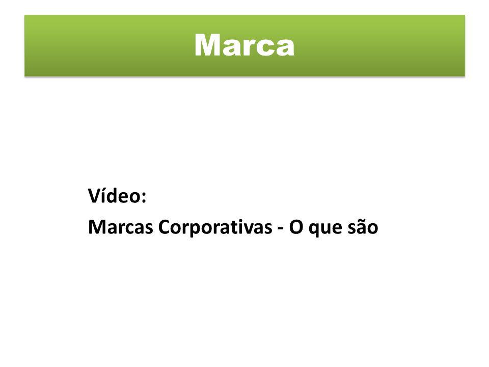 Marca Vídeo: Marcas Corporativas - O que são