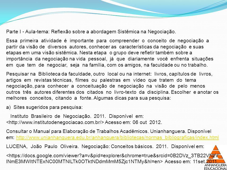 b) Vídeos com palestras que tratam sobre o tema: MIRANDA, Márcio.
