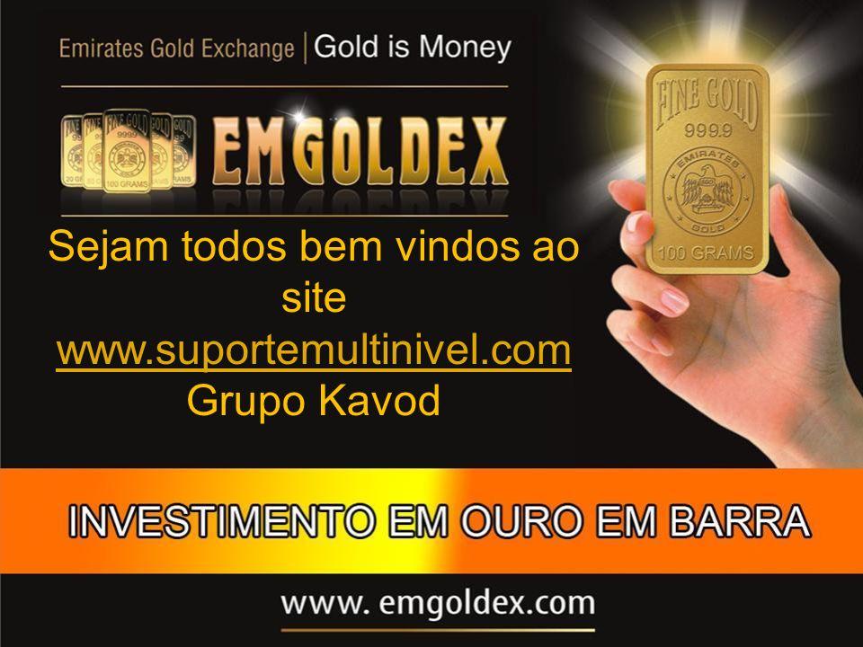Sejam todos bem vindos ao site www.suportemultinivel.com www.suportemultinivel.com Grupo Kavod