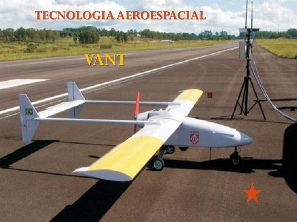 TECNOLOGIA AEROESPACIAL VANT