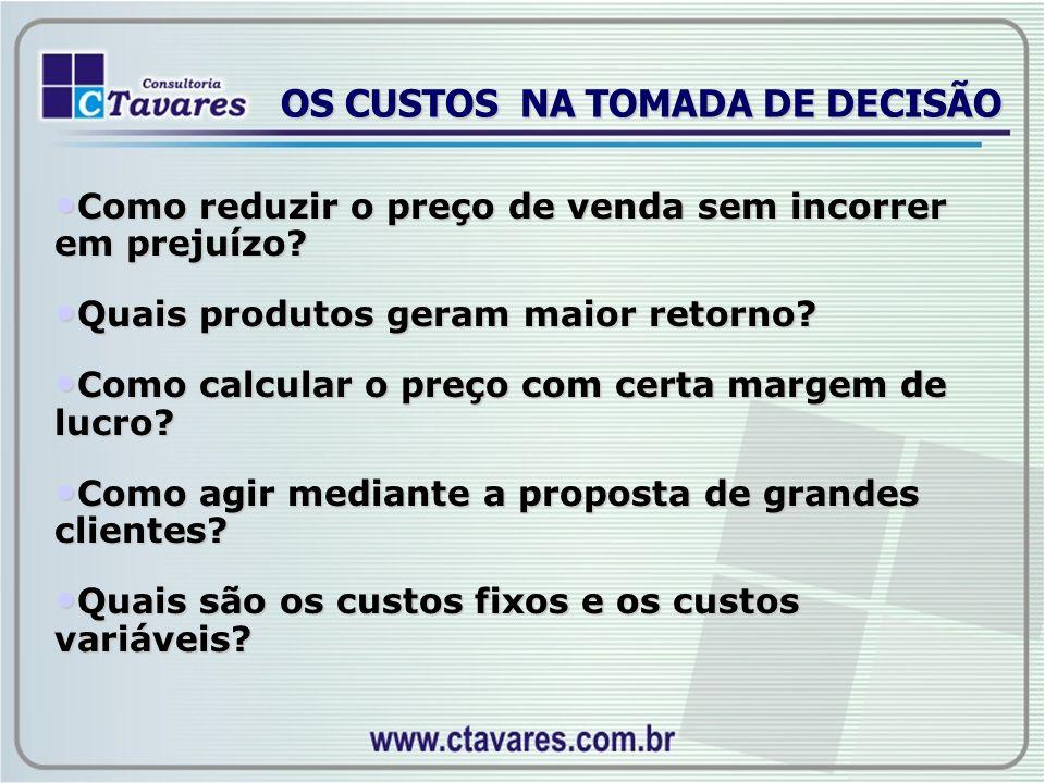 TOMADA DE DECISÃO Indústria Escreve Bem Ltda.