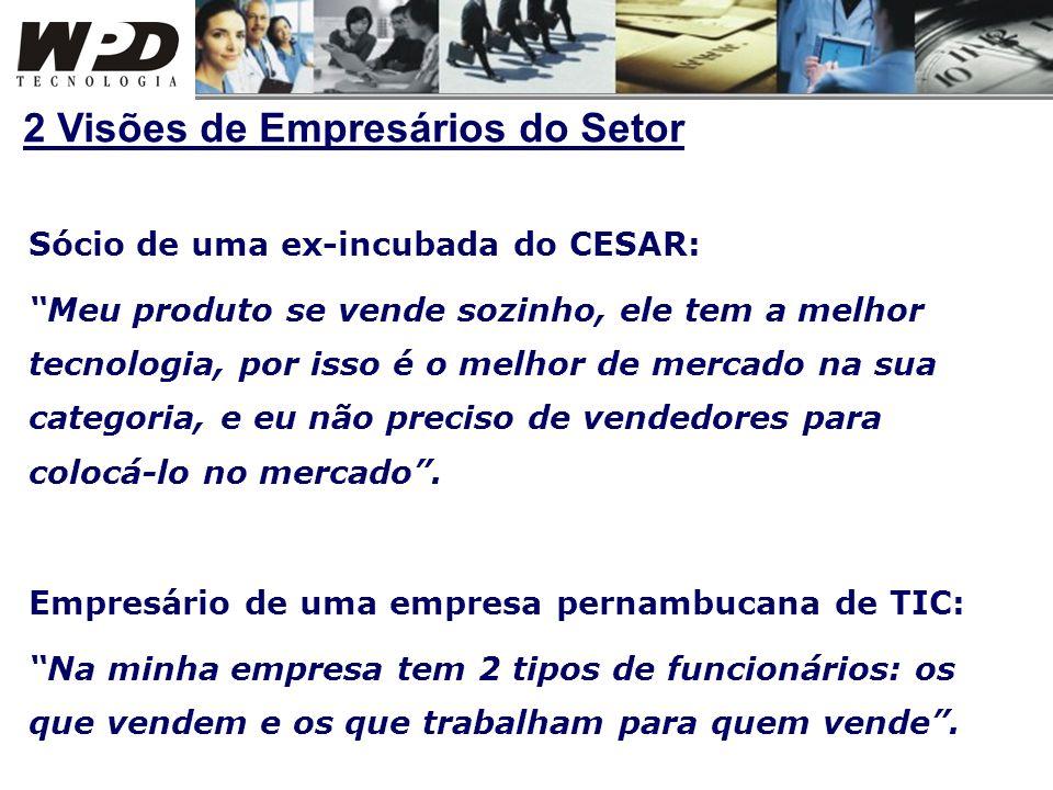 Sócio de uma ex-incubada do CESAR: Meu produto se vende sozinho, ele tem a melhor tecnologia, por isso é o melhor de mercado na sua categoria, e eu nã