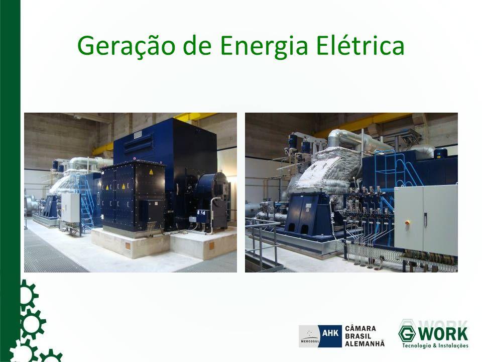 Geração de Energia Elétrica