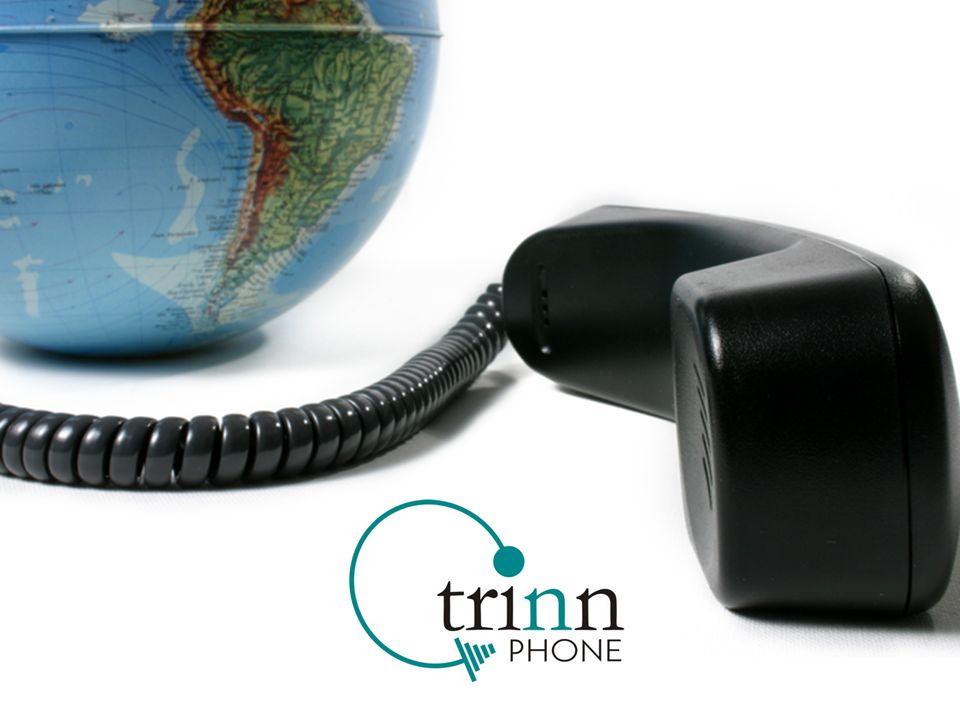 www.trinnphone.com.br A empresa Somos uma operadora de telecomunicações outorgada pela Anatel.