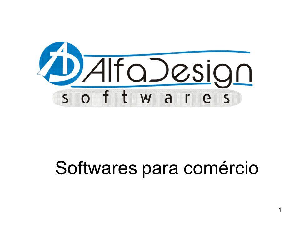 1 Softwares para comércio