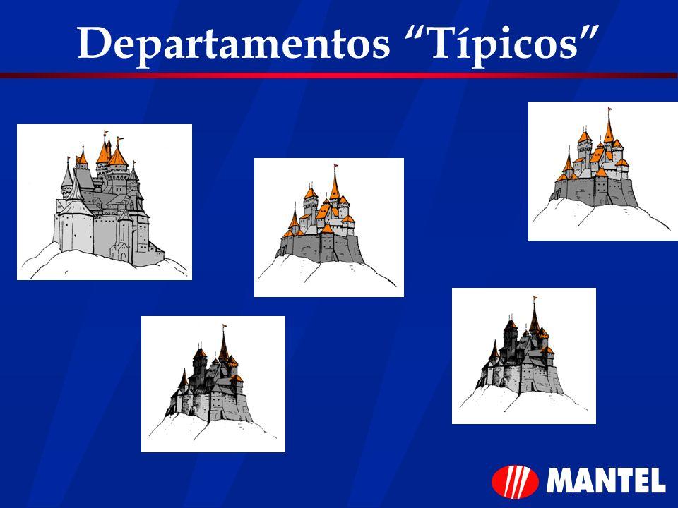Departamentos Típicos