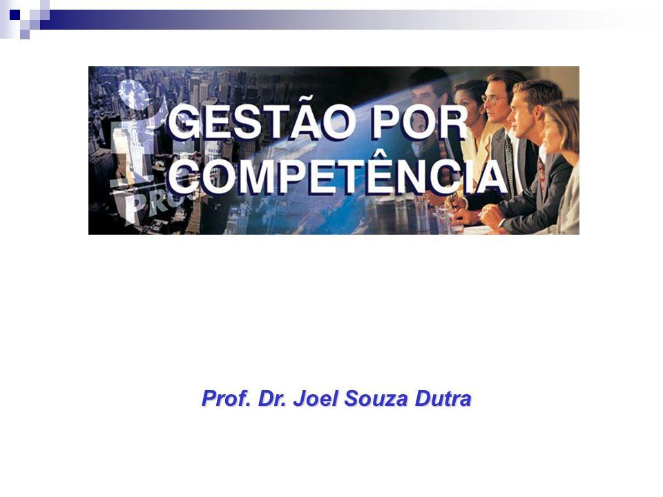 Prof. Dr. Joel Souza Dutra
