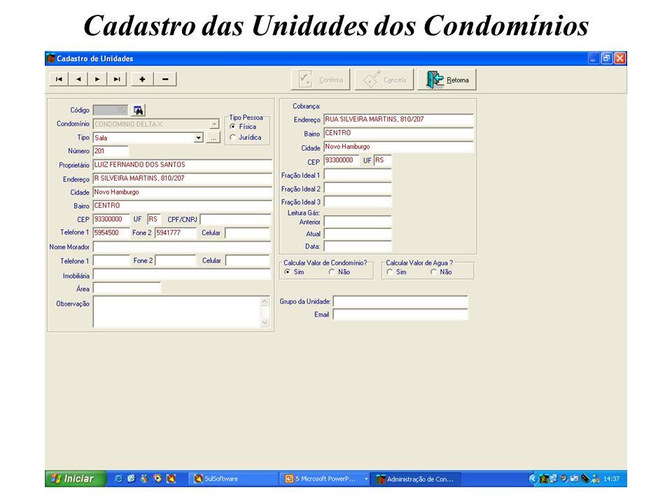 Conheça também o sistema de Sistema para Controle de Aluguéis - Lugueres.