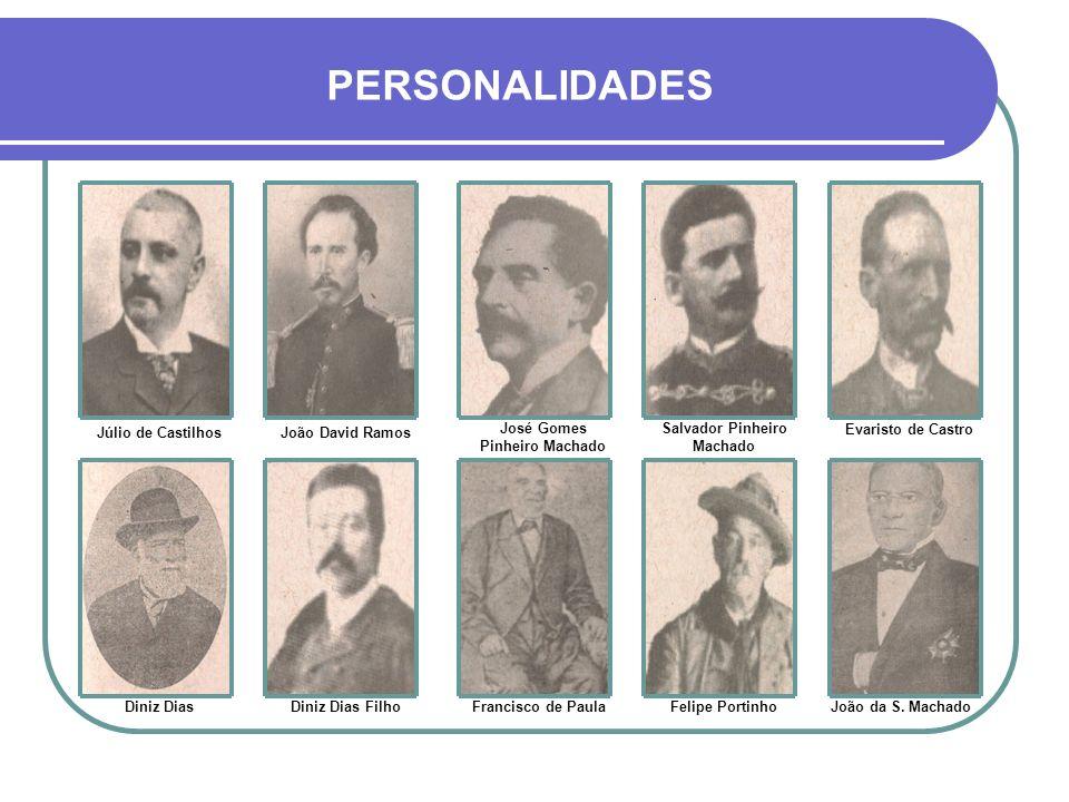 - Maria da Conceição Penides do Amaral – 1830 - Maria Gabriela de Carvalho – 1810 - Maria Joaquina de Almeida – 1830 - Matheus Soares da Silva – 1752