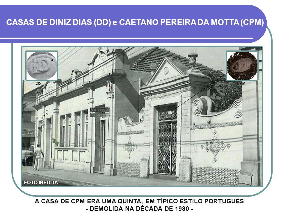 CAETANO PEREIRA DA MOTTA E FAMÍLIA CAETANO PEREIRA DA MOTTA ERA PORTUGUÊS, CHEGOU À CRUZ ALTA POR VOLTA DE 1822 E MUITO CONTRIBUIU PARA O DESENVOLVIME