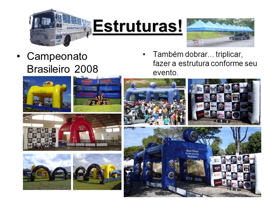 Estruturas.Campeonato Brasileiro 2008 Também dobrar...