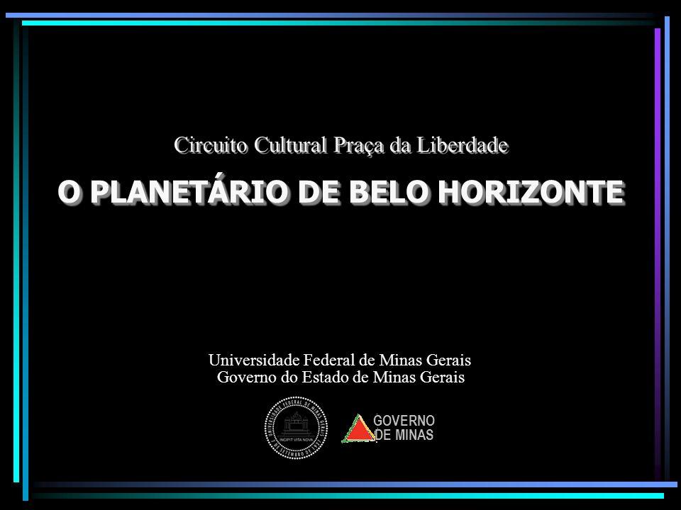 Apresentação preparada em Power Point 2002 Vista em versões anteriores vários trechos serão truncados -Ligue o Som O projeto do Planetário de Belo Hor