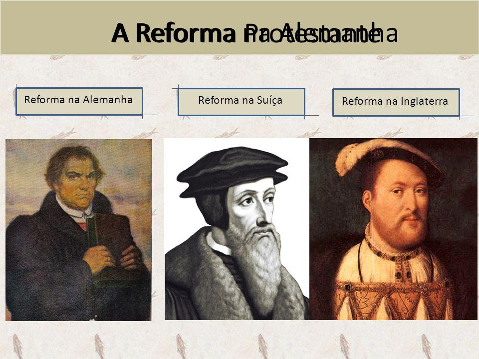 A Reforma na Alemanha Sacro Império Romano Germânico - SIRG.