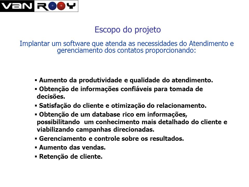 O que é o software Call Solution .