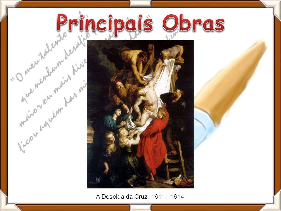 A Descida da Cruz, 1611 - 1614