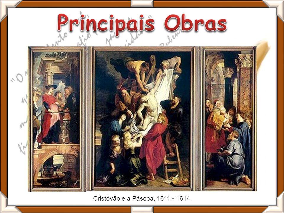 Cristóvão e a Páscoa, 1611 - 1614