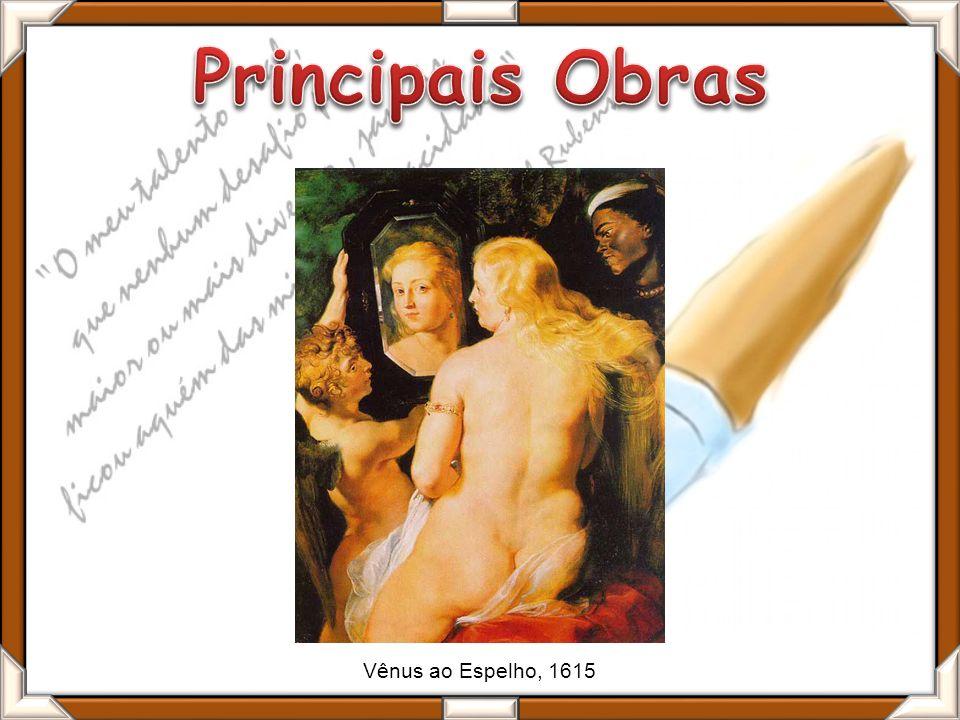 Vênus ao Espelho, 1615