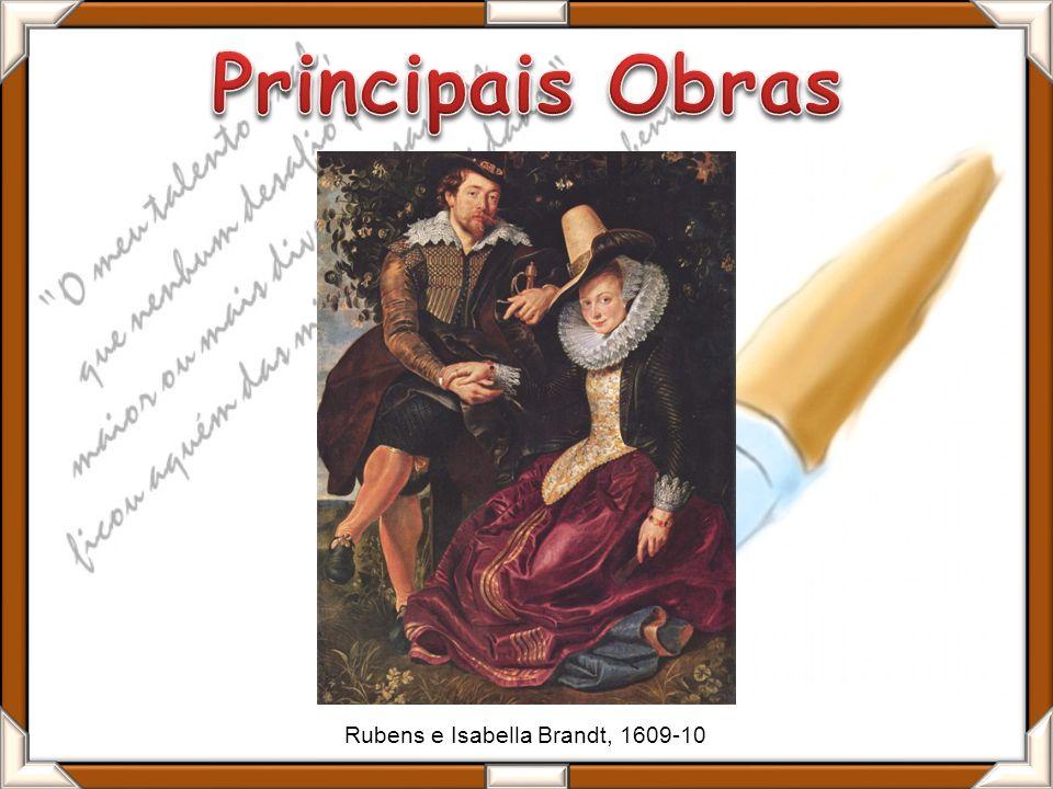 Rubens e Isabella Brandt, 1609-10