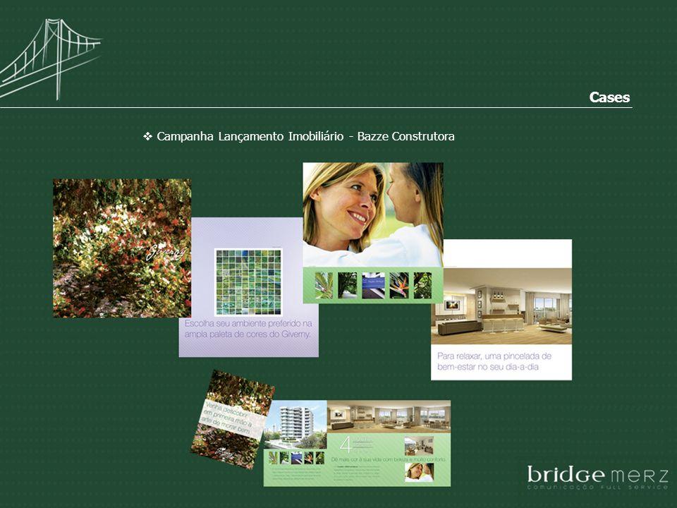 Campanha Lançamento Imobiliário - Bazze Construtora Cases