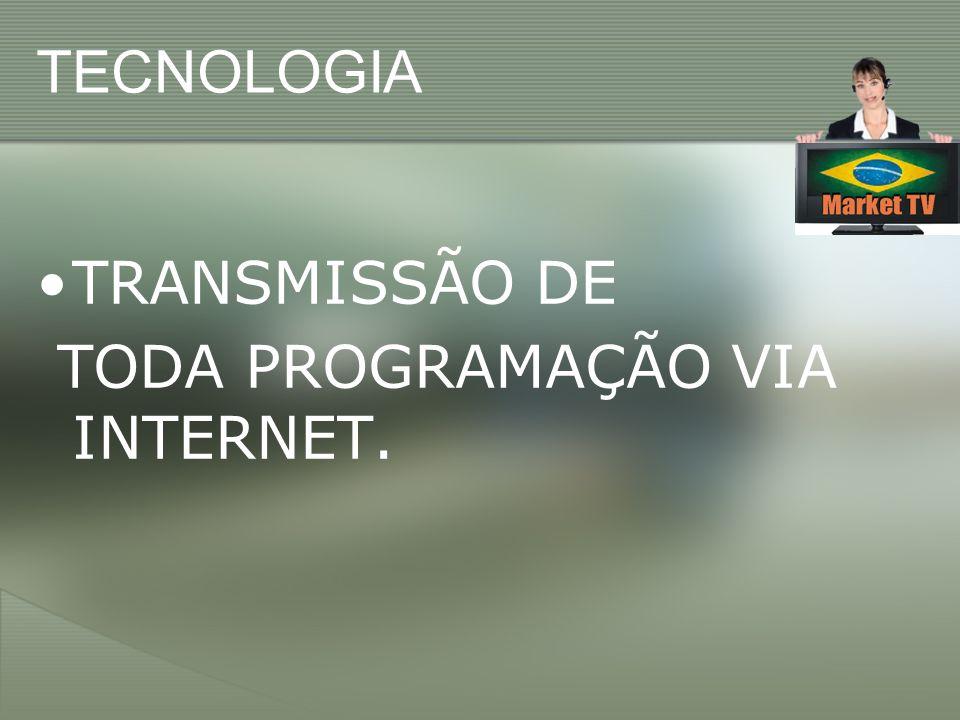 PROGRAMAÇÃO COMERCIAL VÍDEO COM OFERTAS SEMANAIS DA SUA LOJA OU REDE.