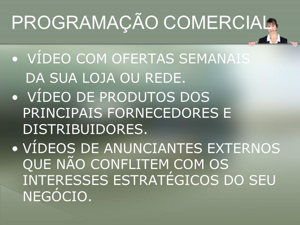 PROGRAMAÇÃO INSTITUCIONAL CAMPANHAS DE UTILIDADE PÚBLICA, AÇÕES SOCIAIS E MATÉRIAS INSTITUCIONAIS.