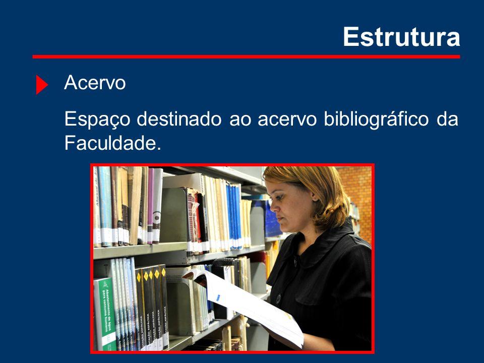 Serviços Materiais disponíveis para consulta interna e xerox: Livros de referência (dicionários, enciclopédias) Livros de consulta interna