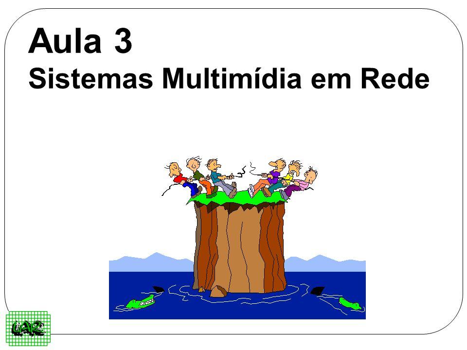 Aula 3 Sistemas Multimídia em Rede