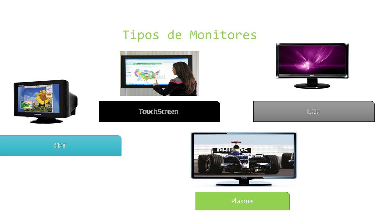 Tipos de Monitores Plasma