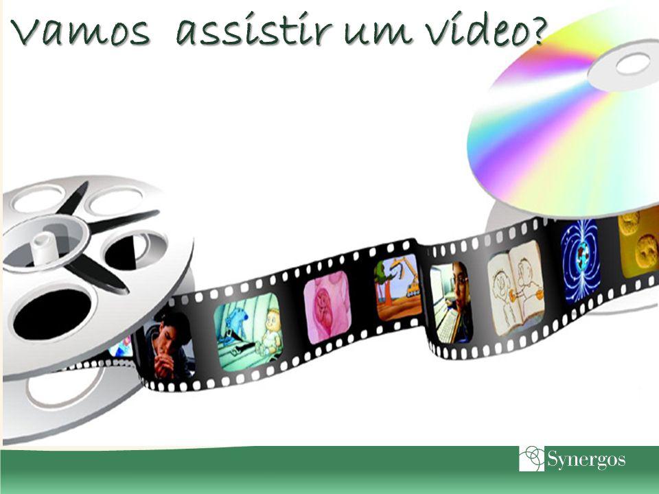 Vamos assistir um vídeo?