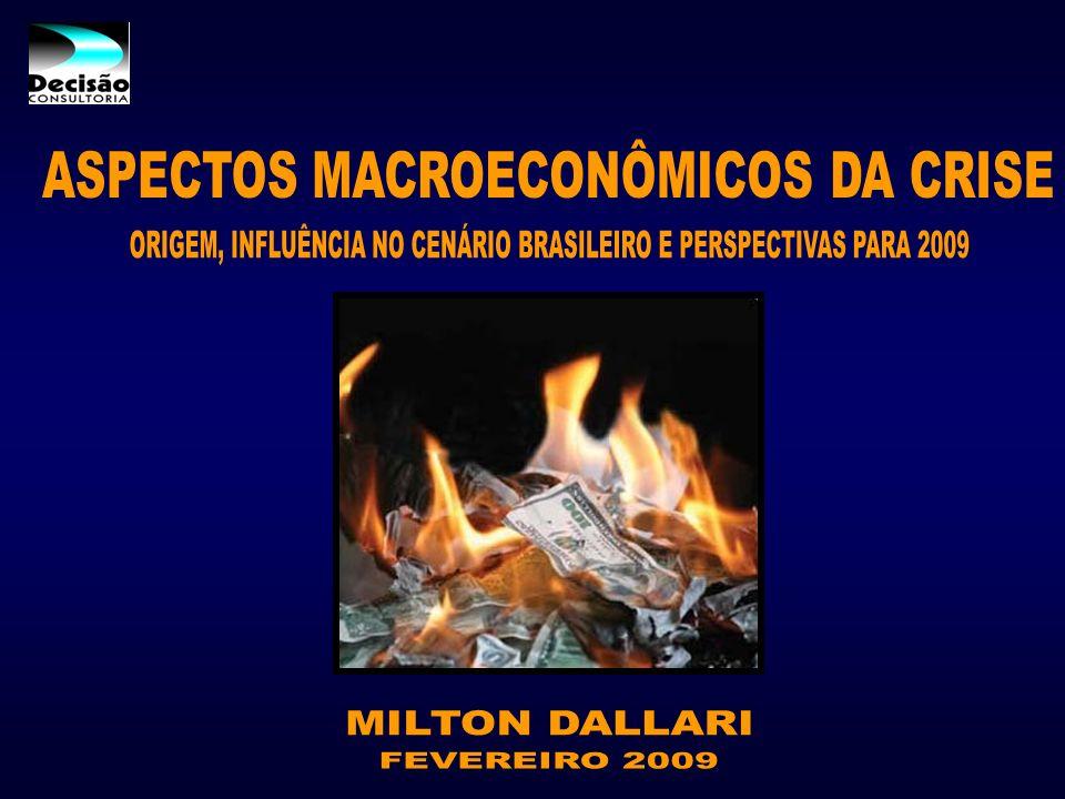 A Crise Financeira O novo plano de socorro dos EUA Fonte: O Globo 6) Qual o volume de capital a ser injetado nos grandes bancos .