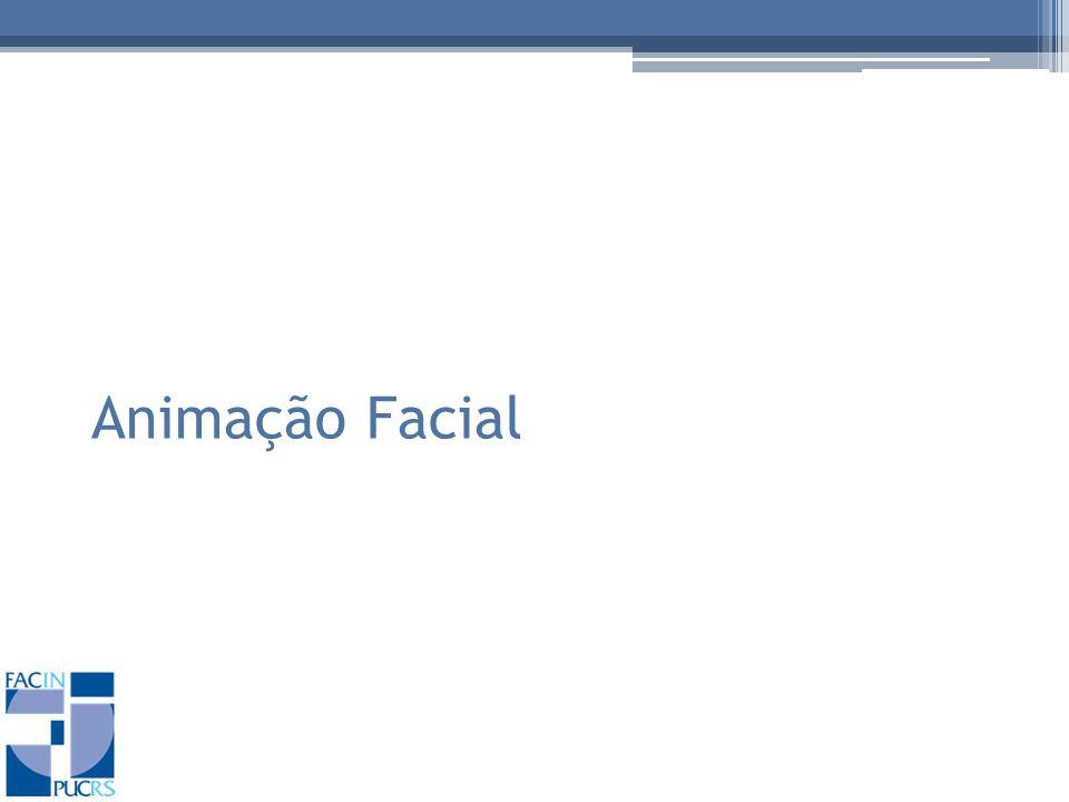 Animação Facial