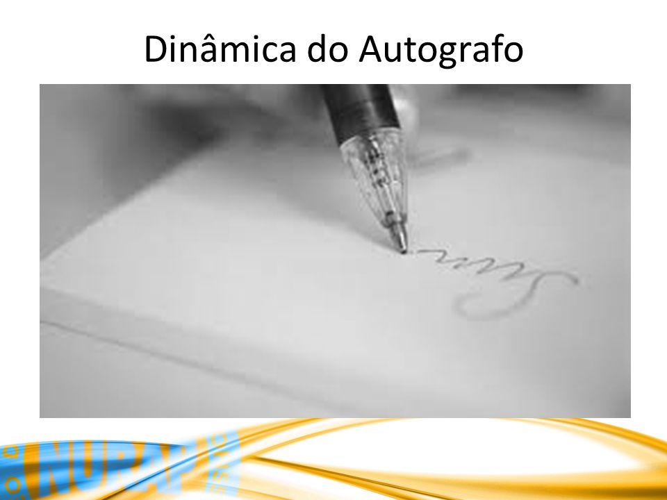 Dinâmica do Autografo