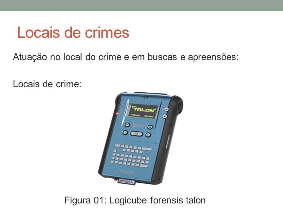 Locais de crimes Atuação no local do crime e em buscas e apreensões: Apreensão de equipamentos computacionais: Como apreender.
